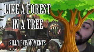 "Final Fantasy 14: ""Like a Forest in a Tree"" - Rival Wings Tower Backdoor Highlights"