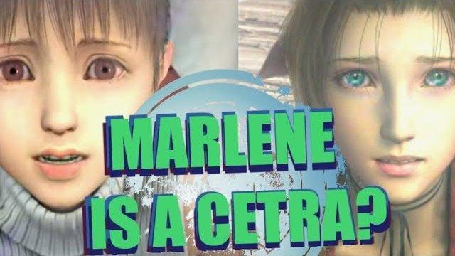 Marlene is a Cetra? | FINAL FANTASY VII / ADVENT CHILDREN STORY THEORY