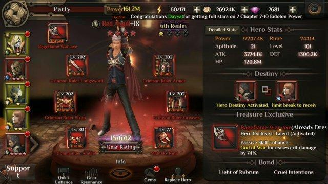 Tips Support Hero Yang Mungkin Belom Tahu - Final Fantasy Awakening Guide