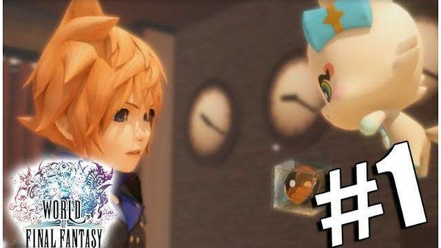 WORLD OF FINAL FANTASY (PC) - Episode One (Reupload)