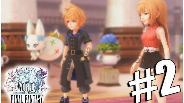 WORLD OF FINAL FANTASY (PC) - Episode Two