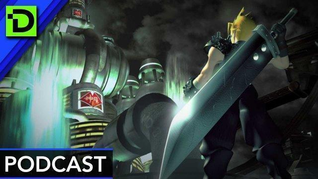 What Made Final Fantasy 7 Such A Phenomenon? - Dark Pixel Podcast: Ep. 78 (ft. thelifestream.net)