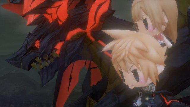 WORLD OF FINAL FANTASY - All XL Mirage Summons 1080p HD