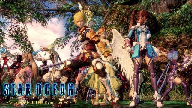Star Ocean: The Last Hope 4K and Full HD Remaster – Launch Trailer
