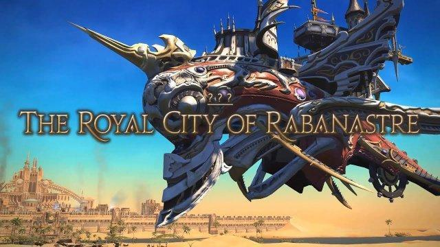Final Fantasy XIV: Return to Ivalice: The Royal City of Rabanastre - Part 1