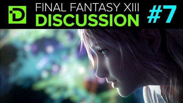Presentation (Music, Graphics, Animation, etc.) - Final Fantasy XIII Discussion (Part 7)