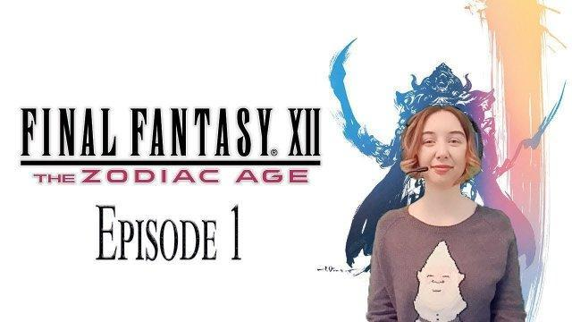 FINAL FANTASY XII EPISODE 1