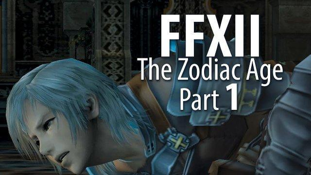 Final Fantasy XII The Zodiac Age - Signed with Steel - Part 01