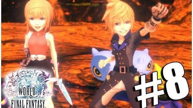 WORLD OF FINAL FANTASY (PC) - Episode Eight