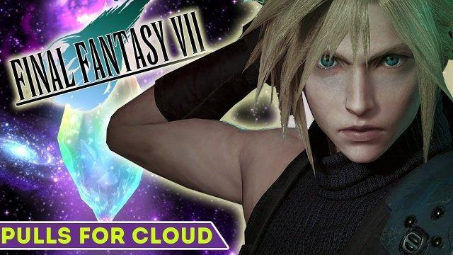 [FFBE] Final Fantasy Brave Exvius - Cloud Strife Pulls!
