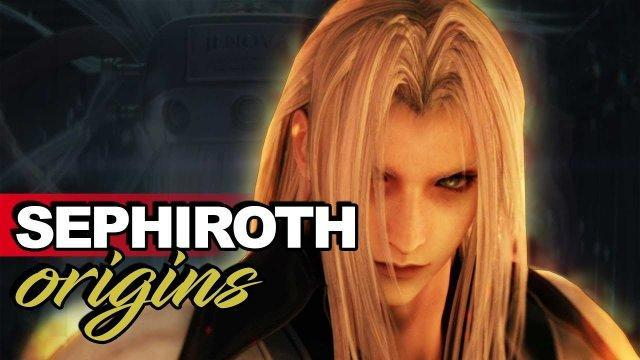 Sephiroth Origins Explained (Birth to Death) ► Final Fantasy 7 Lore