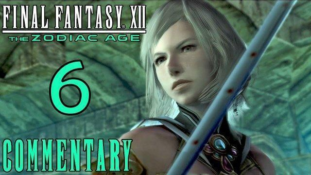 Final Fantasy XII The Zodiac Age Walkthrough Part 6 - Amalia Joins The Crew (PS4 Gameplay)