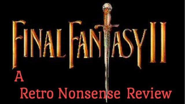 Final Fantasy IV (Final Fantasy 2) review (SNES)