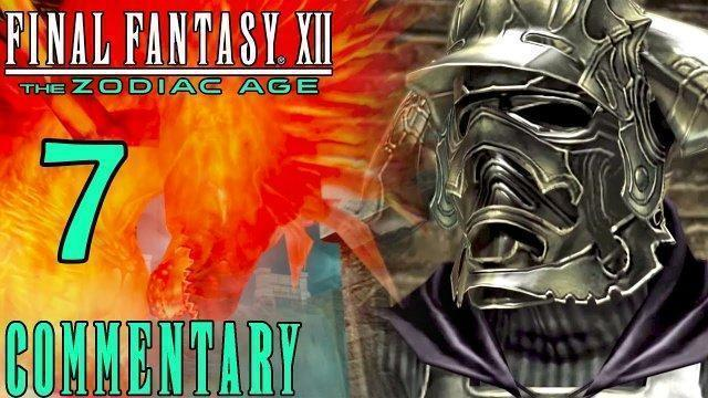 Final Fantasy XII The Zodiac Age Walkthrough Part 7 - Firemane & The Judge (PS4 Gameplay)