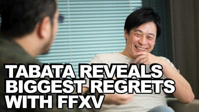 Tabata Gives Badass Interview; Reveals Biggest FFXV Regrets + Embracing The Fans