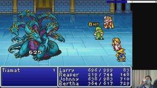 Journey through every Final Fantasy - Final Fantasy 1