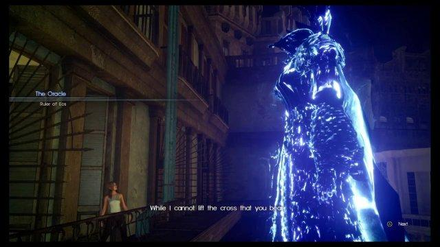 FINAL FANTASY XV Multiplayer: Getting the Oracle's Sigil