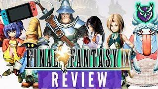 Final Fantasy IX Switch Review - I Was WRONG! - Final Fantasy RPG News